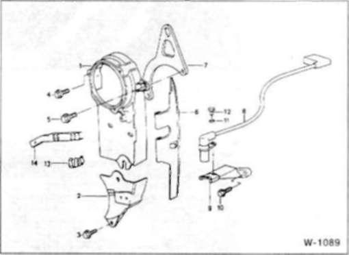 1.10.1 Двигатель М20.